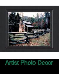 Artist Photo Decor