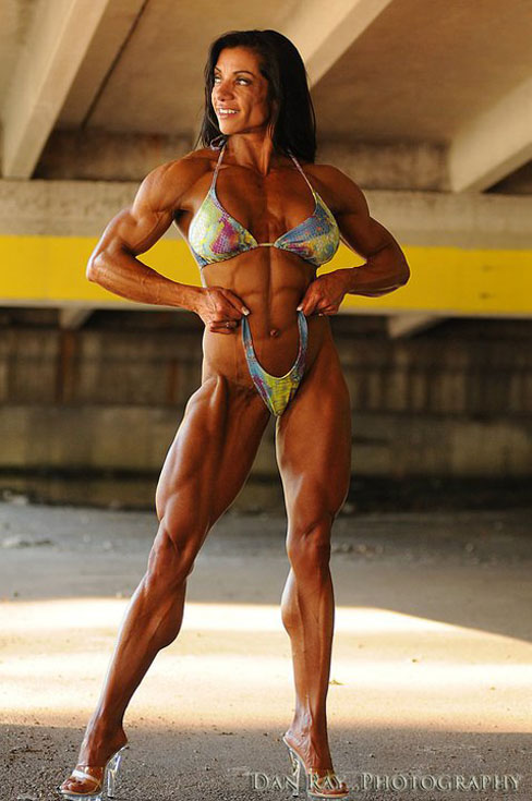 Marina Lopez Female Muscle Bodybuilding Blog Fitness