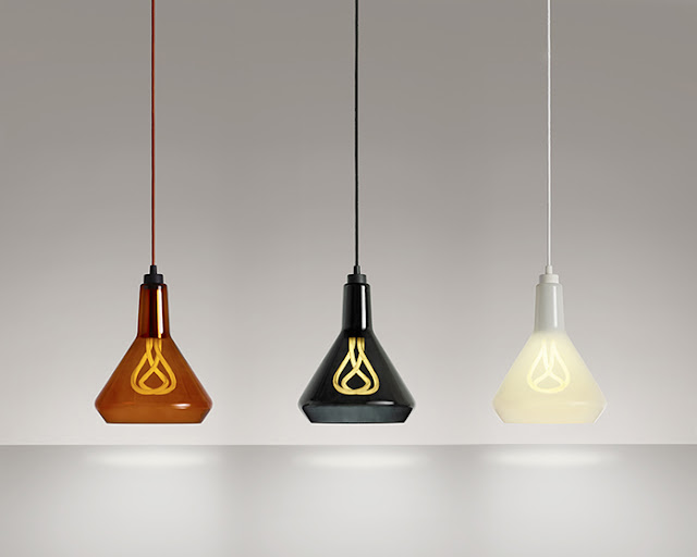 Plumen Drop Top Lamp Shade at LDF 2014
