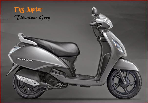 TVS Jupiter Scooter Latest Price
