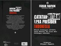 Buku - Catatan Hitam Lima Presiden Indonesia