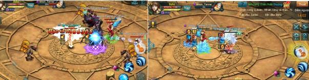 Sự kiện Quân Đoàn Tranh Bá trở lại trong game Holy War