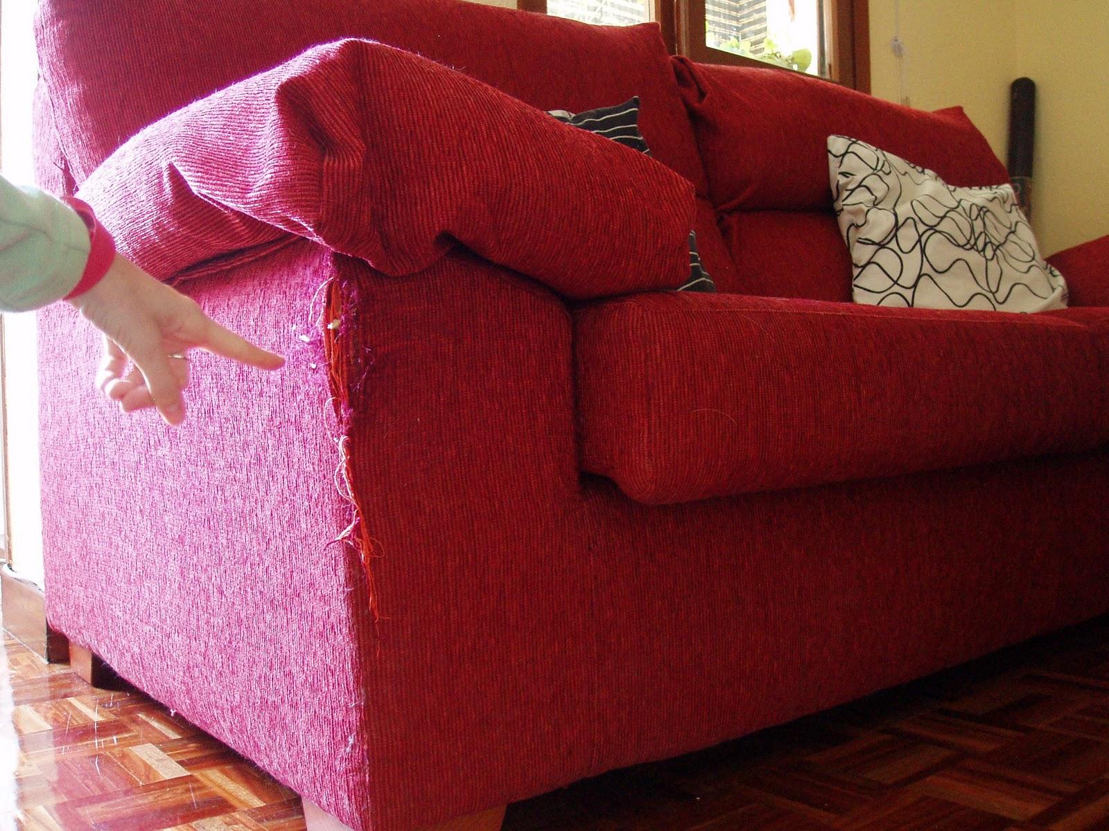 Donde caben dos mobiliario anti gato - Como forrar muebles con tela ...