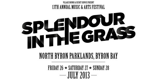 Splendour 2013 Facebook Splendour in The Grass 2013