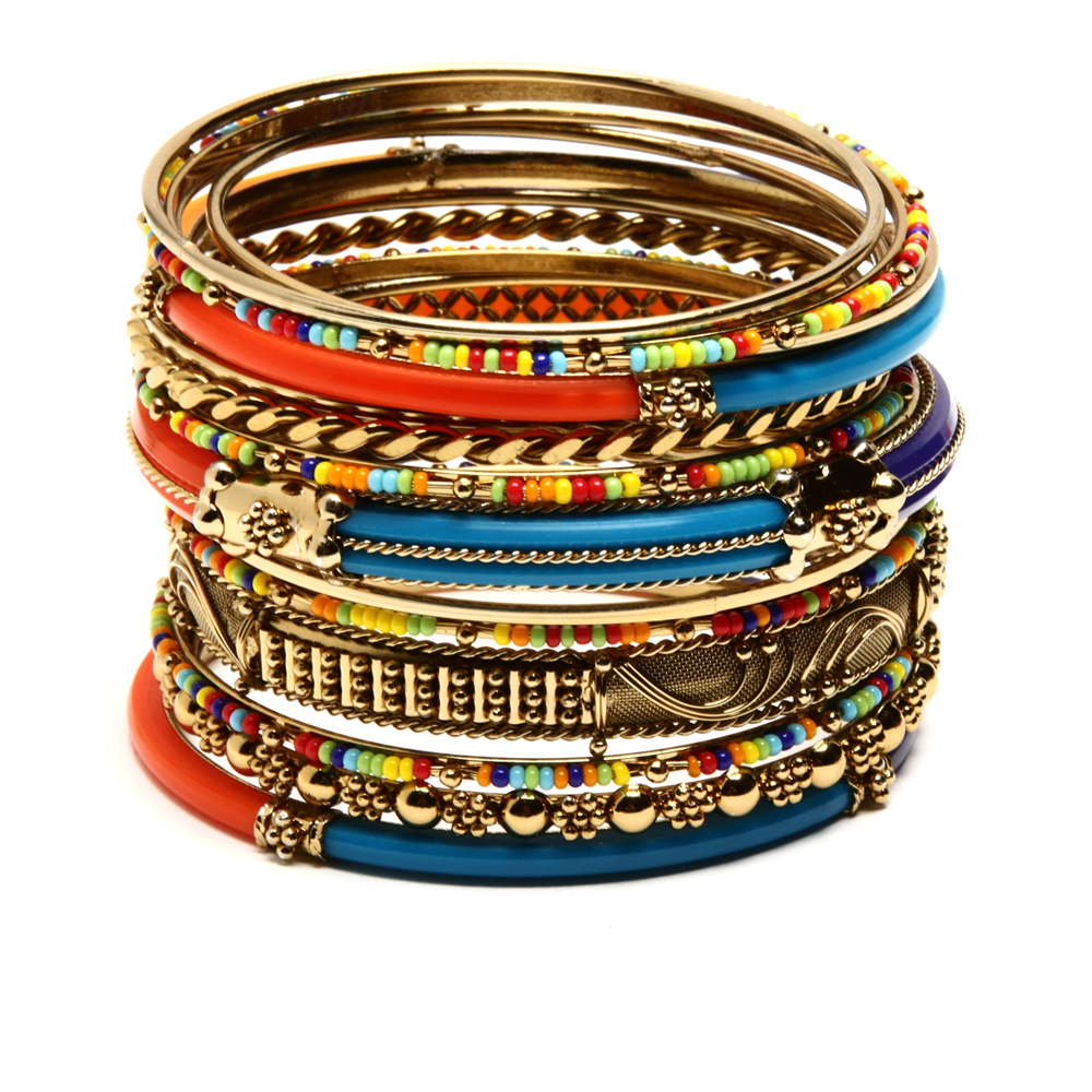 Bangles stylish for girls photos
