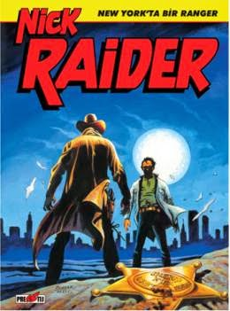 nick raider new york'ta bir ranger