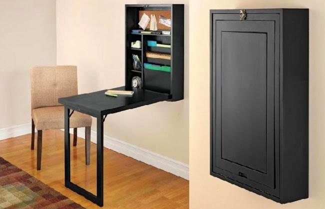 Construir Mesa Plegable Free Mobiliario Para Casas Pequeas Muebles