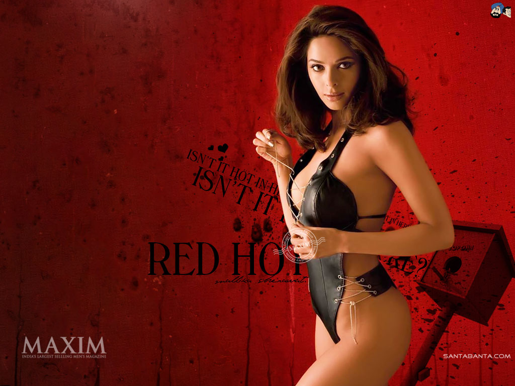 mallika sherawat bikini image collection | icon magazine