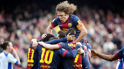 Getafe vs Barcelona en Vivo