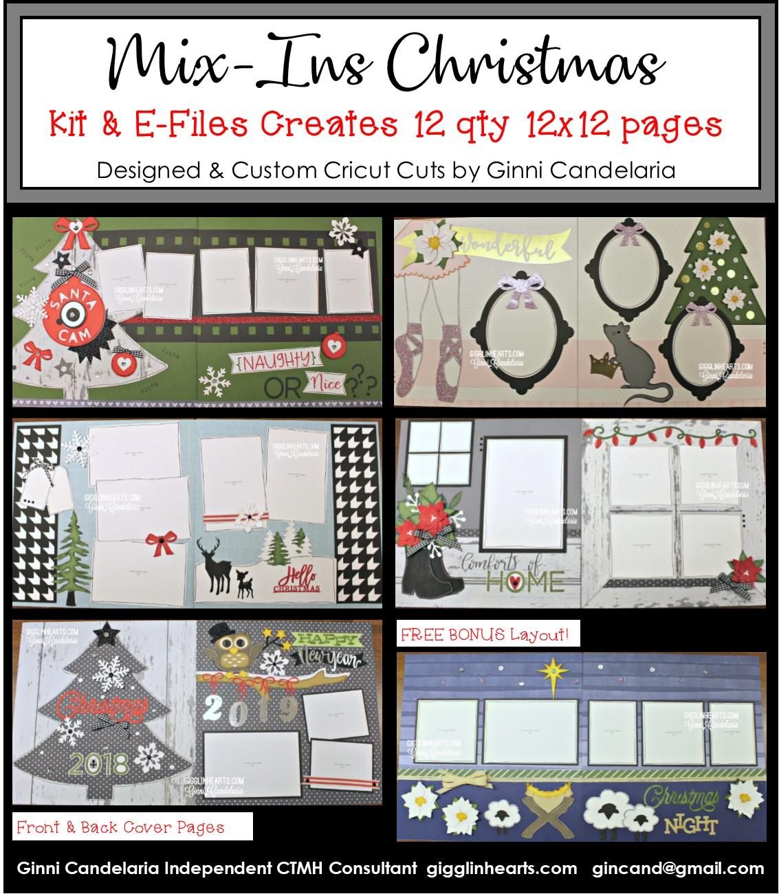 Mix-Ins Christmas Kit