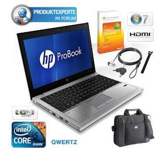 13,3 Zoll HP Probook 5330m mit i5-Core bei iBood für 655,90 Euro