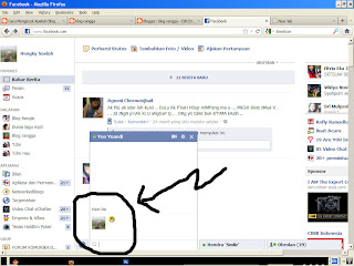 Cara Membuat Emoticon Chat FB(facebook)