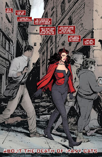 Page 10 of The Scarlet Witch #1 from Marvel Comics