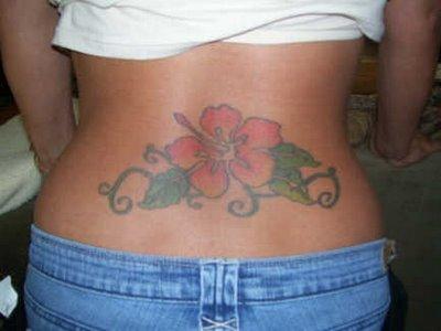 lower back tattoos designs fashion 2013. Black Bedroom Furniture Sets. Home Design Ideas