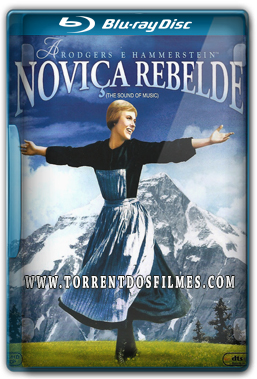 A Noviça Rebelde (1965) Torrent – BluRay 720p | 1080p Dual Áudio