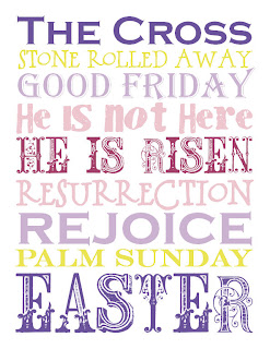 A Night Owl Blog Easter Printable