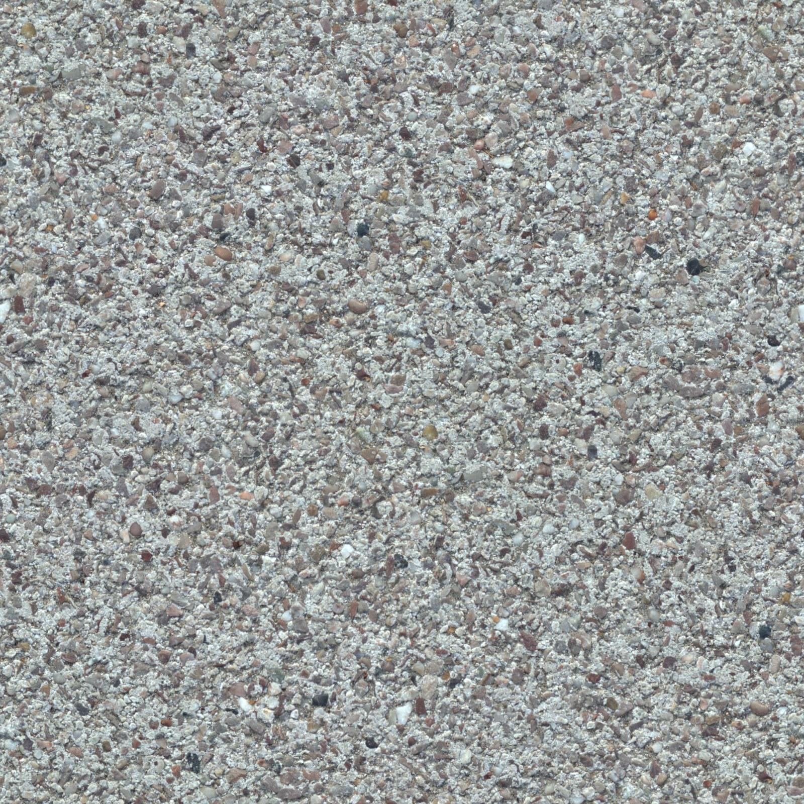 Concrete flat stone seamless texture 2048x2048