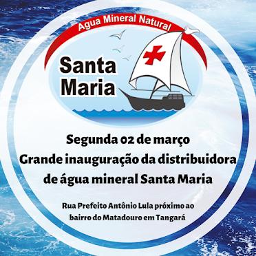 Distribuidora de Água Mineral Santa Maria