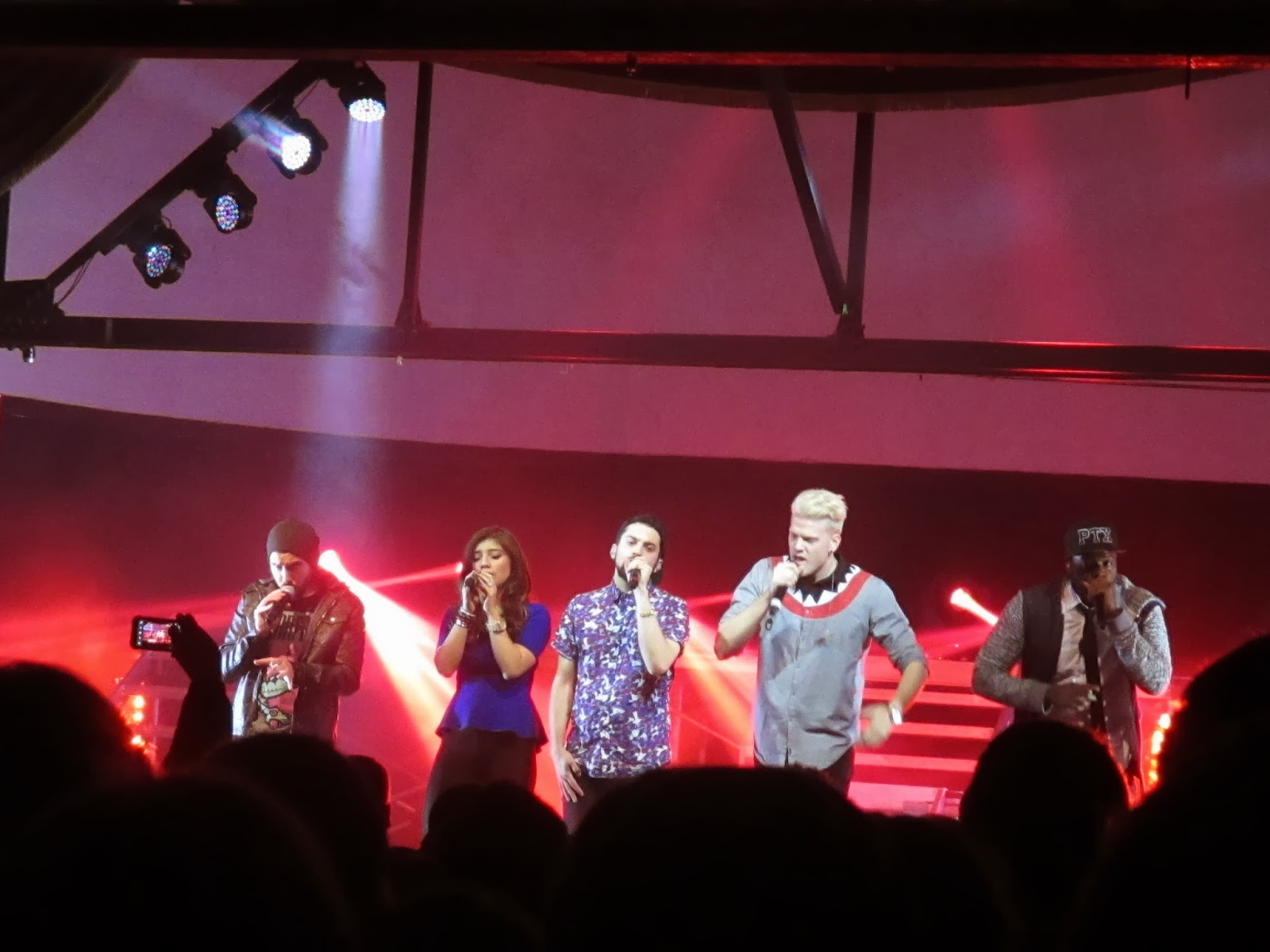 Pentatonix in Concert!