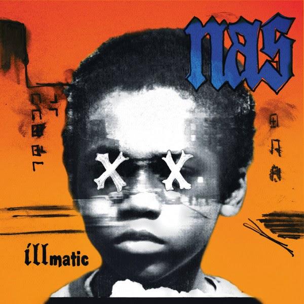 Nas - Illmatic XX Cover
