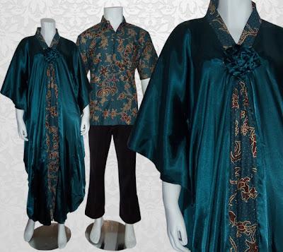 Model Baju Batik Terbaru 2