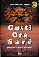 toko buku rahma: buku GUSTI ORA SARE, pengarang pardi suratno, penerbit adiwacana