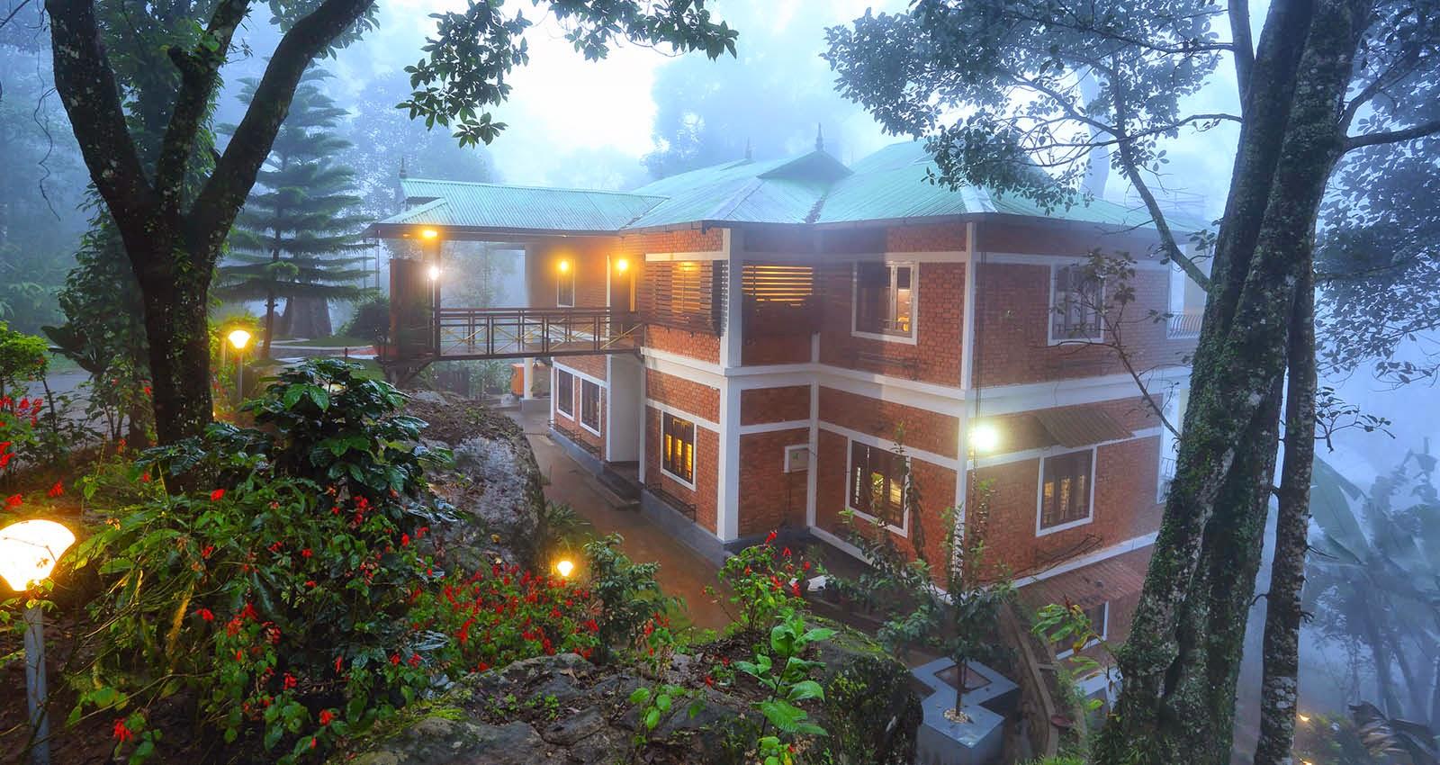 madhumanthra honeymoon resorts munnar, madhu mantra resorts munnar, best discounts for madhumantra resorts munnar
