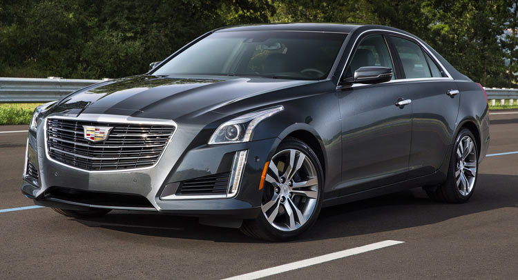 2016 cadillac ats and cts get new v6 8 speed auto and start stop. Black Bedroom Furniture Sets. Home Design Ideas