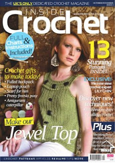 Revista Inside Crochet Issue 4 2009