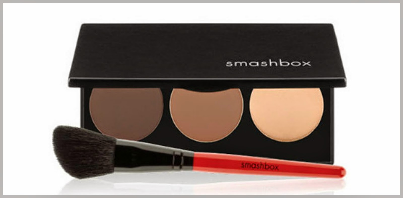 NEW! Smashbox Step-By-Step Contour Kit