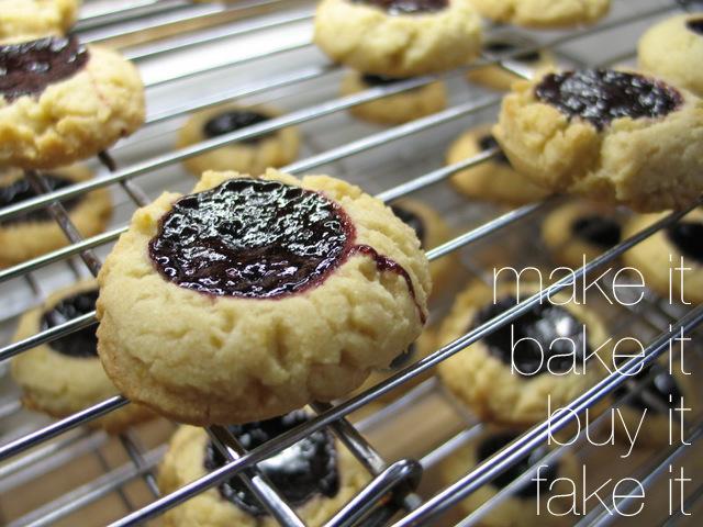 Blackberry Lemon Redemption Cookies