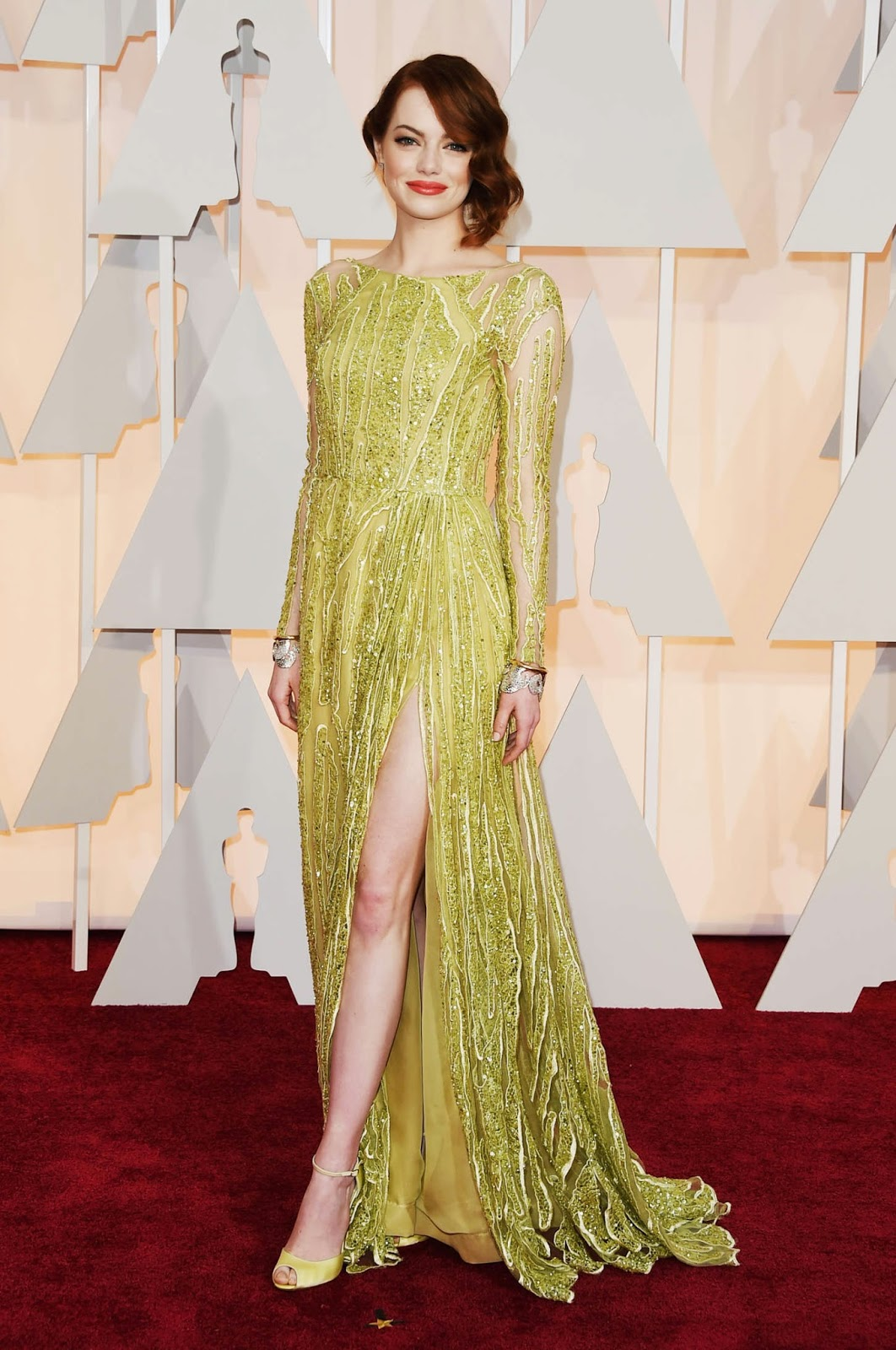 Emma Stone – 2015 Oscars in Hollywood