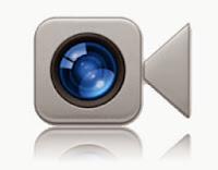 iPad camera icon