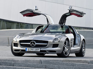 Mercedes SLC Gullwing AMG Pictures