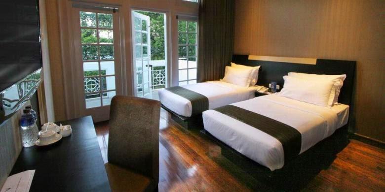 Hotel Vio Surapati : Hotel Murah Cantik Di Bandung