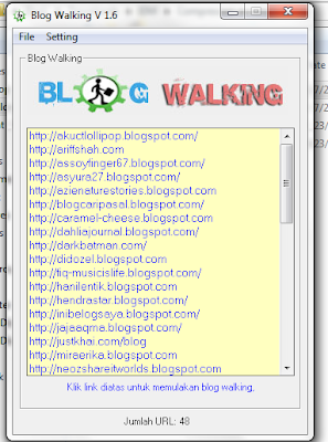 blogwalking software,autoblogwalking,autoblogging,blogger