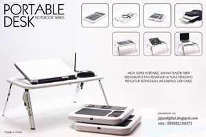 Jual Meja Laptop Portable
