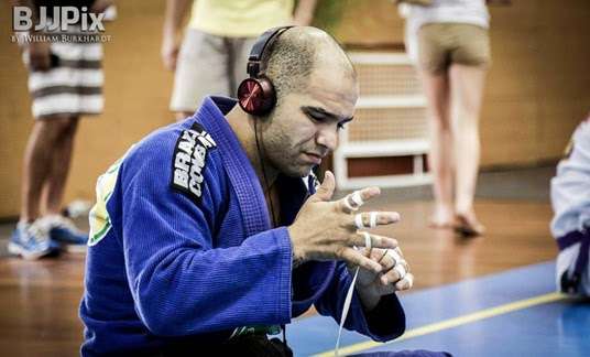 The Relation of Music in Jiu jitsu