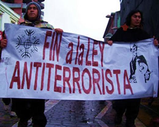 Fallo a favor en la Justicia por la Ley Antiterrorista