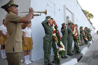 Rememoran alzamiento armado de Santiago de Cuba