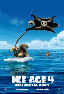 Ice Age 4: Continental Drift in 3DTV