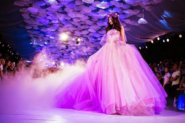 Thanh Hằng diện váy cưới 200 triệu làm cô dâu