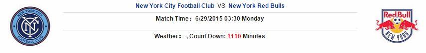 Soi kèo thơm New York City vs New York Red Bulls
