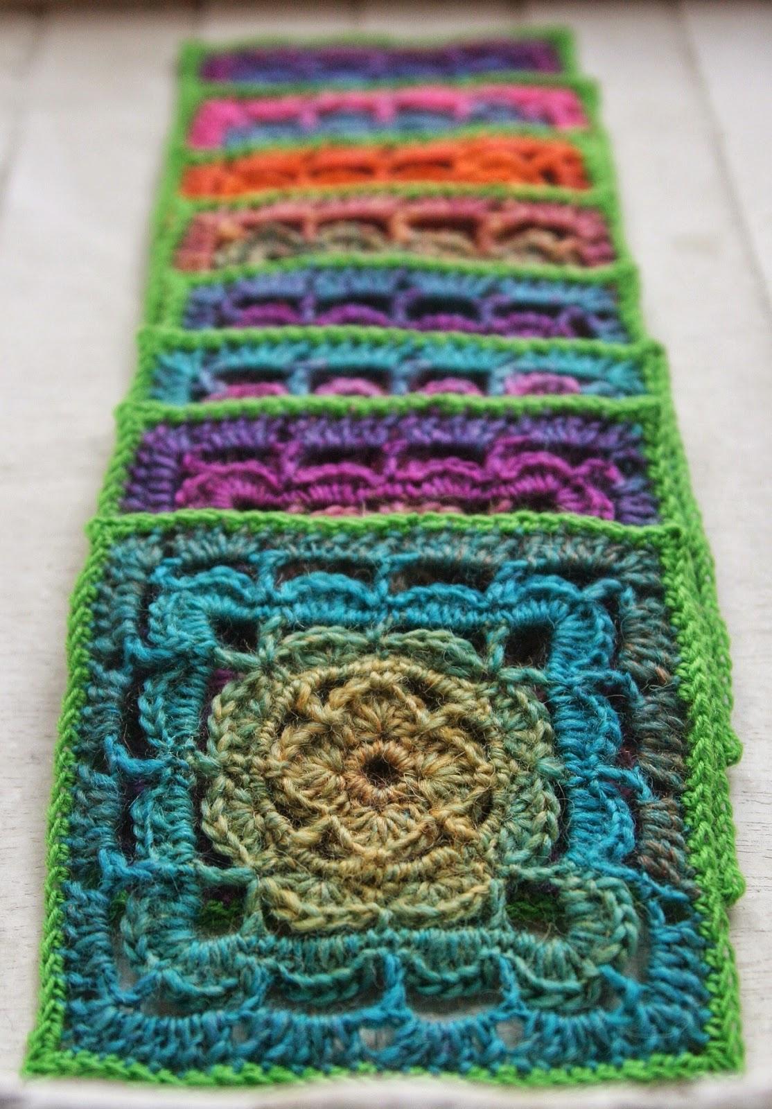 Free Crochet Zingy Pattern : Fifty Shades of 4 Ply: Invicta joy....