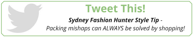 https://twitter.com/intent/tweet?text=@Syd_Fash_Hunter%20Style%20Tip%20-%20Packing%20mishaps%20can%20ALWAYS%20be%20solved%20by%20shopping!%20http://bit.ly/1SwMcIQ