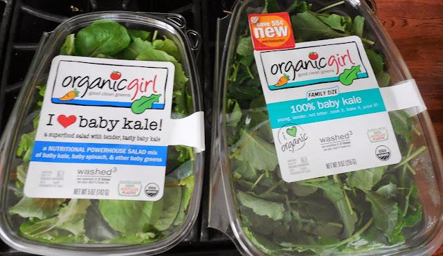 Organic Girl Baby Kale