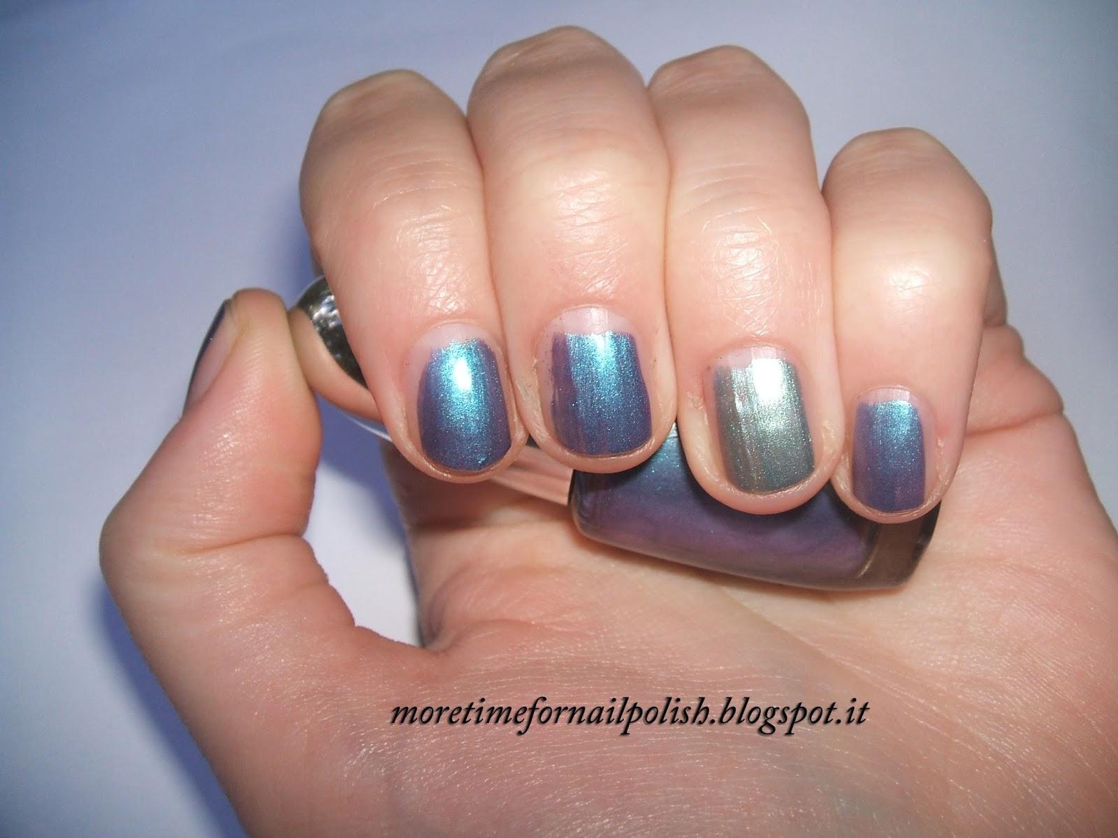 Time for Nail Polish: Pupa Iridescent Nail Polish 001 ...