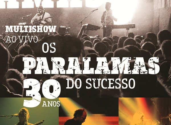 CD Os Paralamas Do Sucesso – 30 Anos: Multishow Ao Vivo Torrent