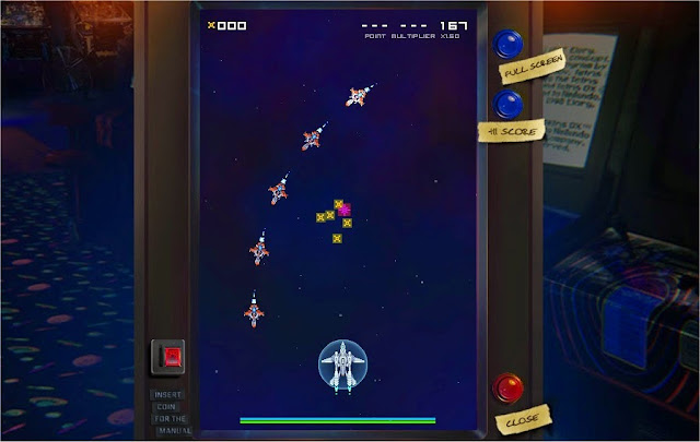 Hyper Vanguard Force IV Dogfight