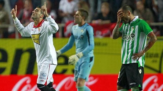 Ver partido Sevilla online gratis hoy en directo. Dónde puedo ver Fútbol del Sevilla en vivo en Internet en streaming ahora. Reyes goleada al Betis